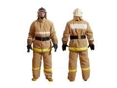 Боеваяодеждапожарных ПТС